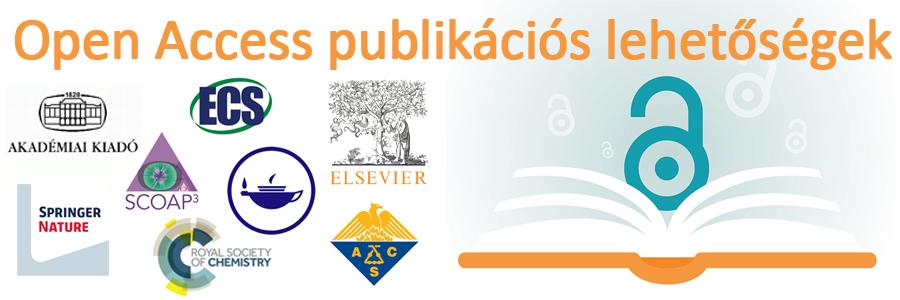 Open Access publikációs lehetőségek